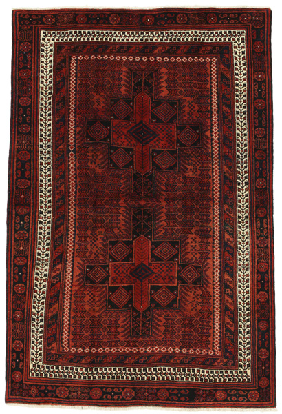 Afshar - Sirjan Persian Carpet 210x140