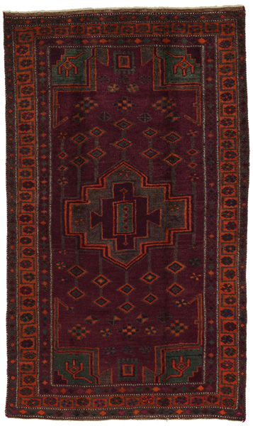 Lori - Gabbeh Persian Carpet 216x126