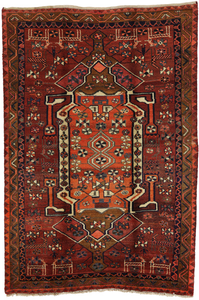 Lori - Gabbeh Persian Carpet 226x157