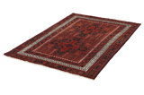 Afshar - Sirjan Persian Carpet 210x140 - Picture 2