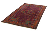 Lori - Gabbeh Persian Carpet 216x126 - Picture 2