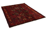 Turkaman Persian Carpet 226x165 - Picture 1