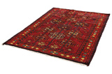 Turkaman Persian Carpet 226x165 - Picture 2