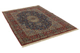 Isfahan Persian Carpet 243x163 - Picture 1