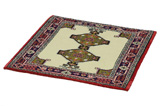 Jozan - Sarouk Persian Carpet 78x83 - Picture 2