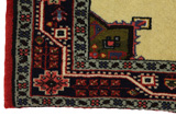 Jozan - Sarouk Persian Carpet 78x83 - Picture 3